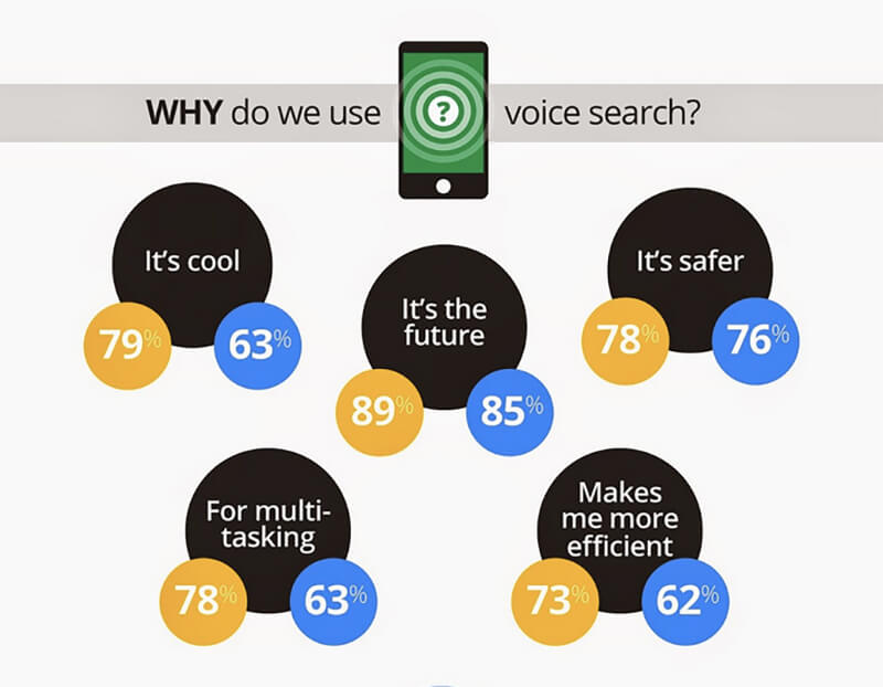 Why Use Voice Search Conversion Digital